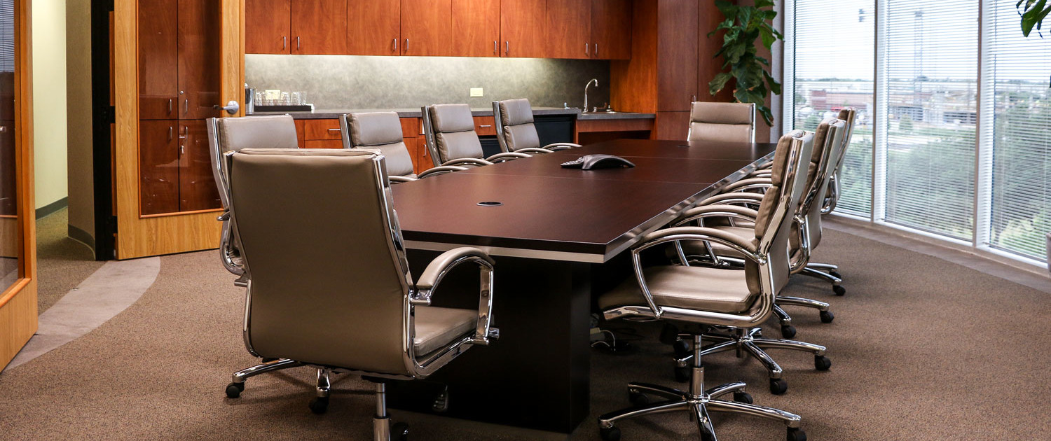 Pinak Law Firm, PLLC's Conference Room